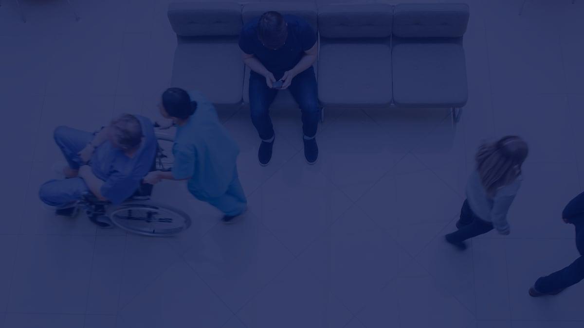 Healthcare - Blue Filter
