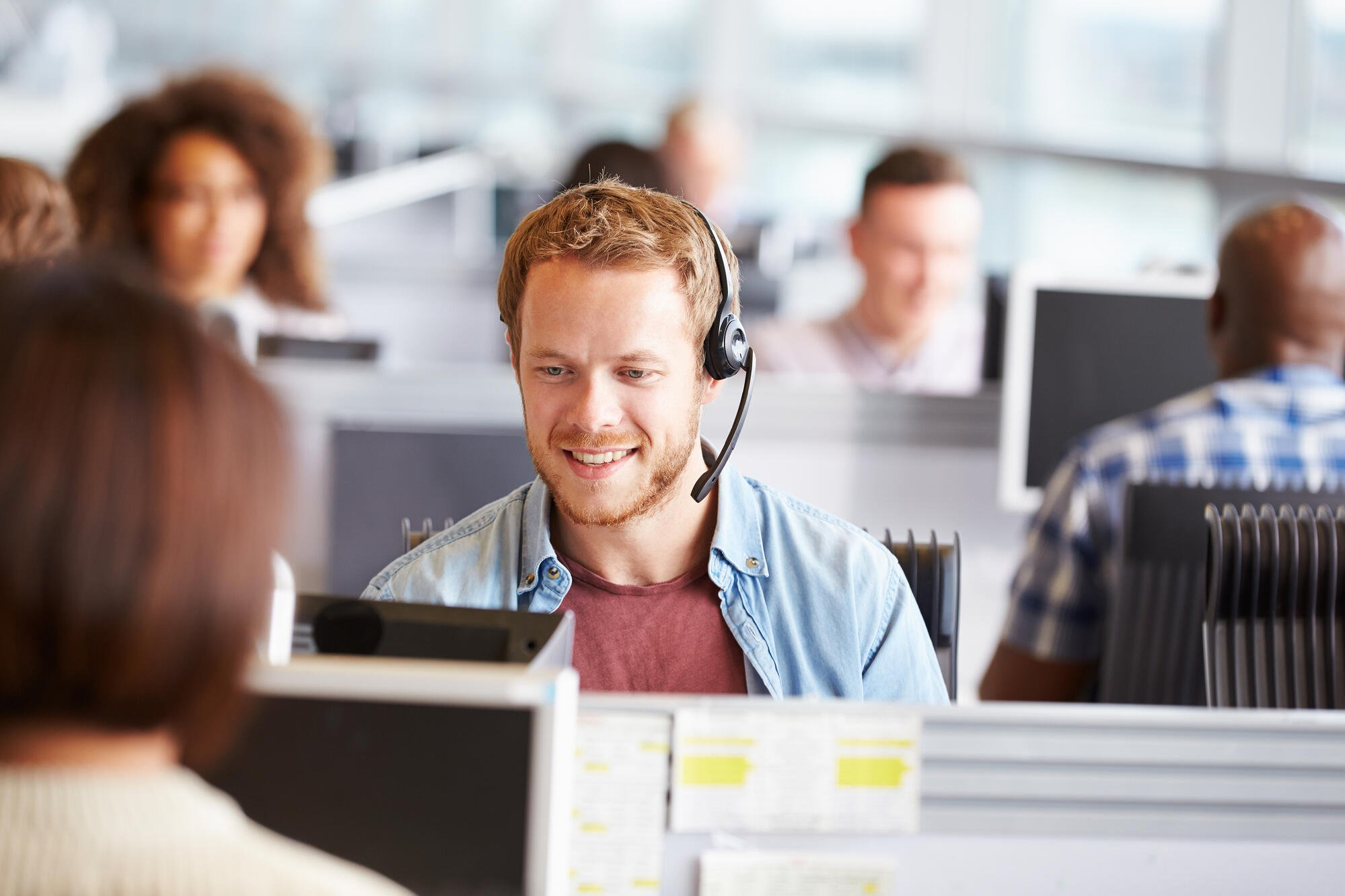 Call Center Integration